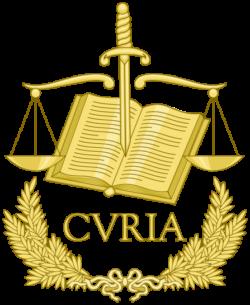 Logo | Der Europäische Gerichtshof