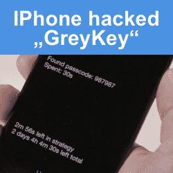 Hacking-Box GrayKey soll jedes iPhone öffnen können
