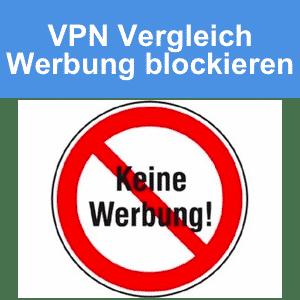 Werbung blockieren mit VPN Filter