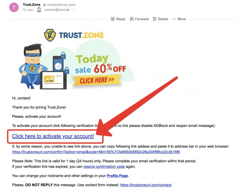 xAnleitung Trust.Zone VPN testen Schritt 5