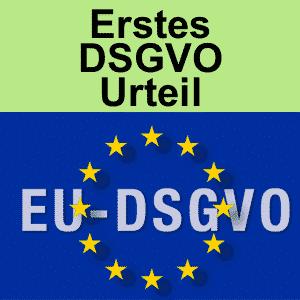 Erstes DSGVO Urteil in Österreich