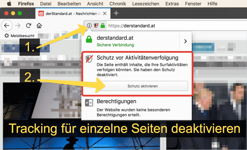 Anleitung_ Firefox einzelne Seiten - Tracking deaktivieren