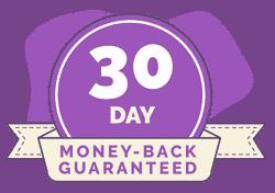 30 Tage Geld-Zurueck-Garantie