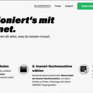 UseNeXT: Usenet-Service soll für RAUBKOPIEN haften und zahlen! 2