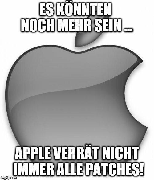 Apple Update