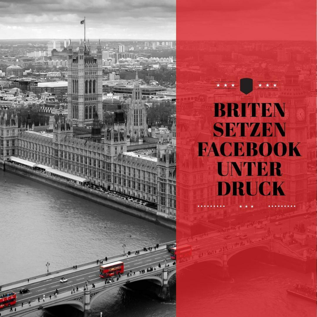 Briten Facebook