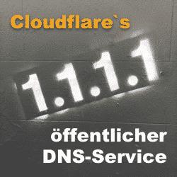 CloudflareDNS...