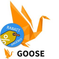 GooseVPN Rabatt Logo