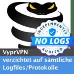 VyprVPN verzichtet auf Logfiles