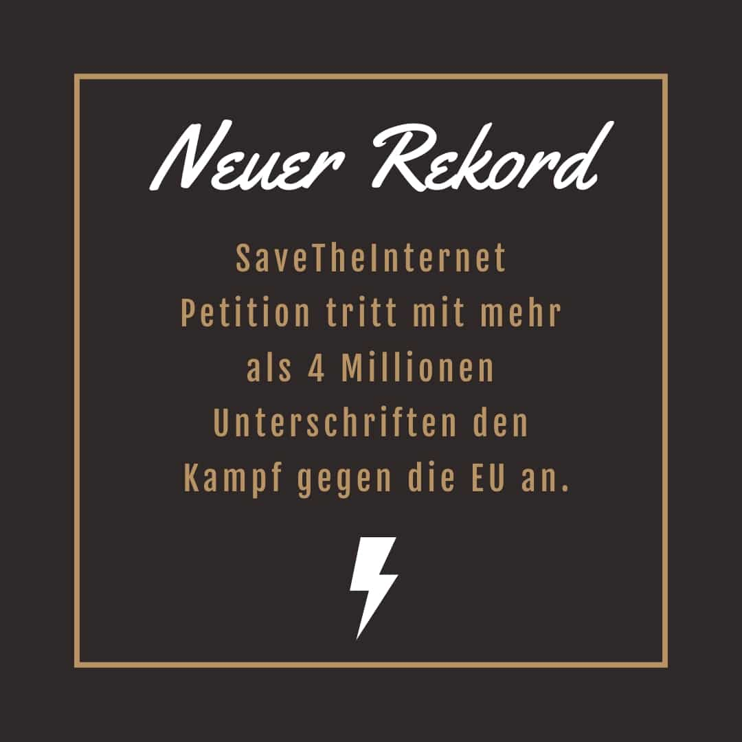 Rekord Petition