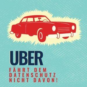 Datendiebstahl & Vertuschung – 57 Mio. Kunden betroffen: Uber muss in Europa 1 Million Euro Strafe zahlen 2