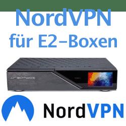 NordVPN für Enigma2 Boxen (Dreambox, Vu+)
