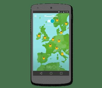 TunnelBear VPN für Android