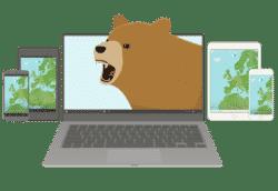 Tunnelbear VPN Anwendungen/Geräte