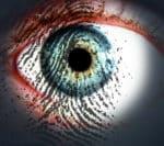 Auge Fingerabdruck pixabay