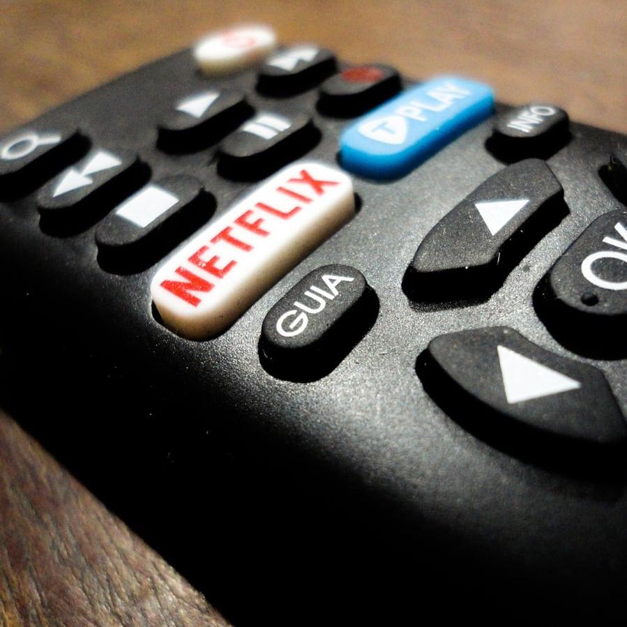 Netflix Fernbedienung pixabay