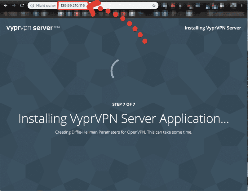 Eigener VPN Server mit VyprVPN einrichten (Anleitung) 9