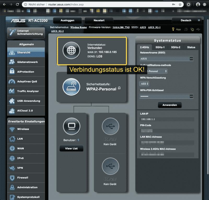 Anleitung: Trust.Zone VPN auf einem ASUS Router einrichten. (Kostenlos testen) 5