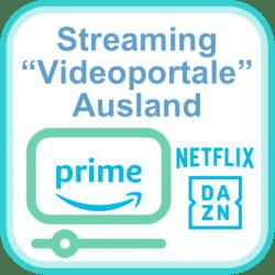 TV Kanäle streamen (Ausland)