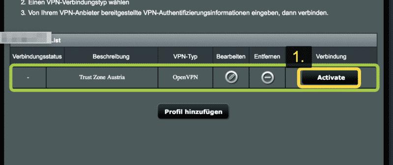 Anleitung: Trust.Zone VPN auf einem ASUS Router einrichten. (Kostenlos testen) 11