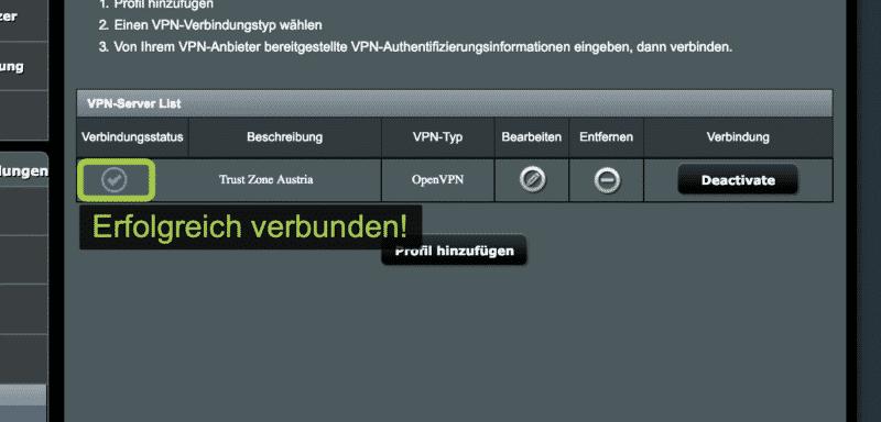 Anleitung: Trust.Zone VPN auf einem ASUS Router einrichten. (Kostenlos testen) 12