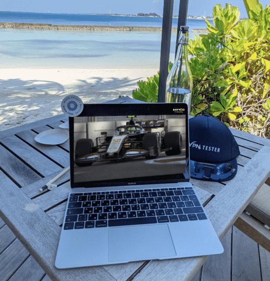 TV mit Zattoo im Ausland (VPN)
