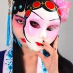 China Maske pixabay