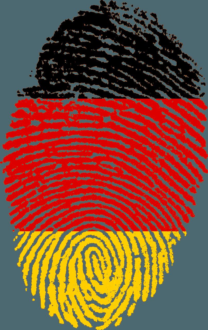 Fingerabdruck Deutschland pixabay
