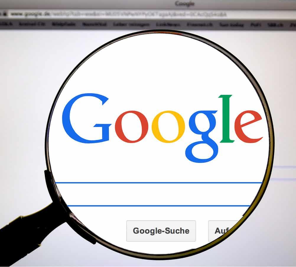Google Schriftzug pixabay
