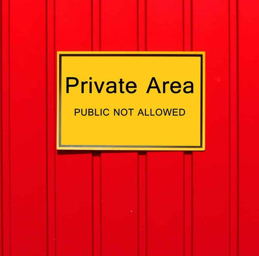 private area pixabay