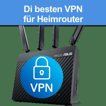 Die besten VPN für Heimrouter