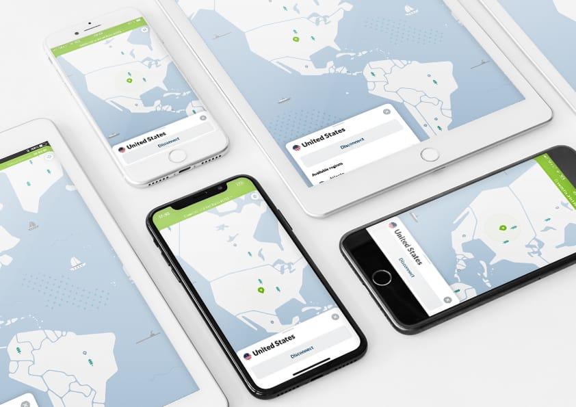 NordVPN in Deutsch für Windows, MacOS, Android, Apple iOS