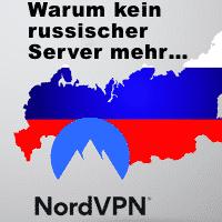 NordVPN fährt russische Server runter