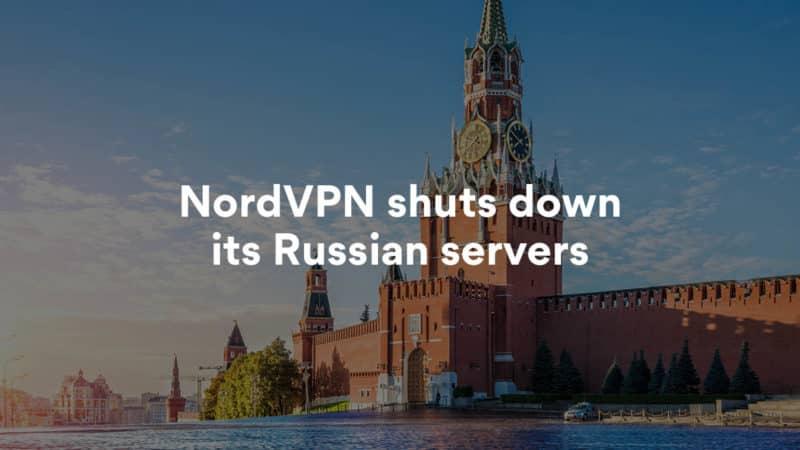 Warum NordVPN russische Server abschaltete