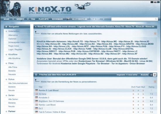 kinox gesperrt aber beliebt
