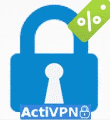 Ein Rabatt von ActiVPN
