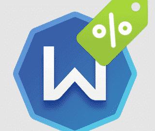 Ein Rabatt von Windscribe VPN
