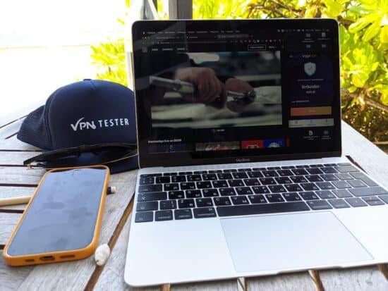 DAZN im Ausland mit VPN streamen