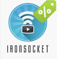 Ein Rabatt von IronSocket VPN