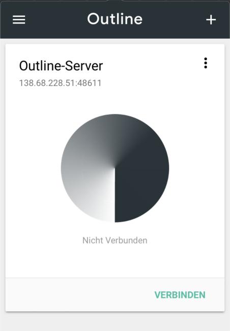 VPN Client starten