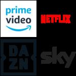 Prime Video.Netflix, DAZN und Sky im Ausland mit VPN