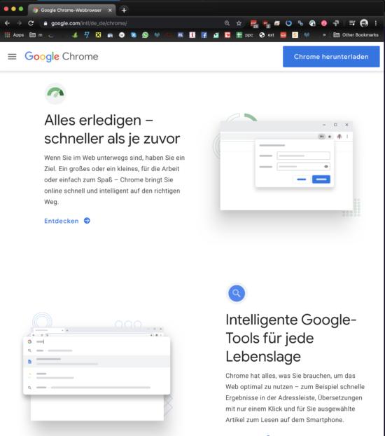 Google Chrome (Chromium)