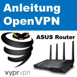 VyprVPN OpenVPN aus ASUS Router