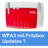 AVM Fritzbox demnächst mit WPA3