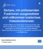 Jitsi OpenSource Online-Meeting
