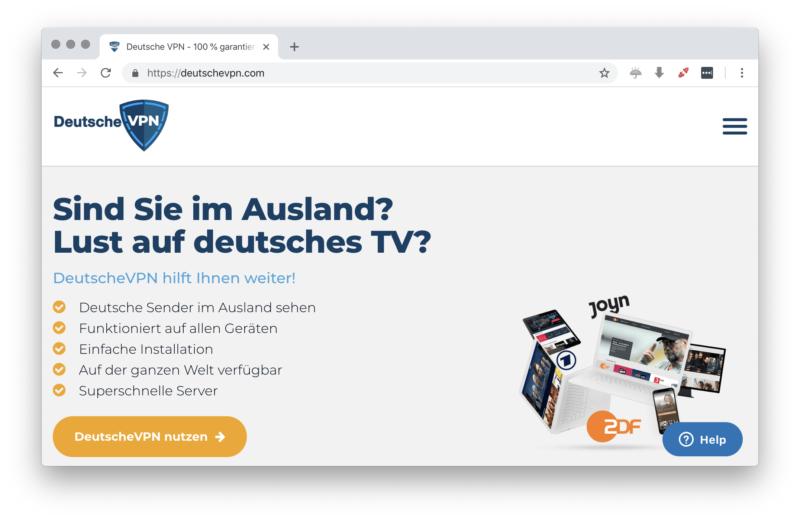 deutschevpn.com - Startseite