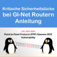 Dringendes Update für Gl-iNet Router veröffentlicht! (PPP Daemon)
