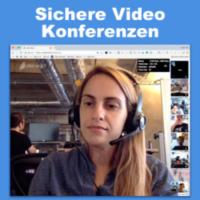 DSVGO konforme Video Konferenz