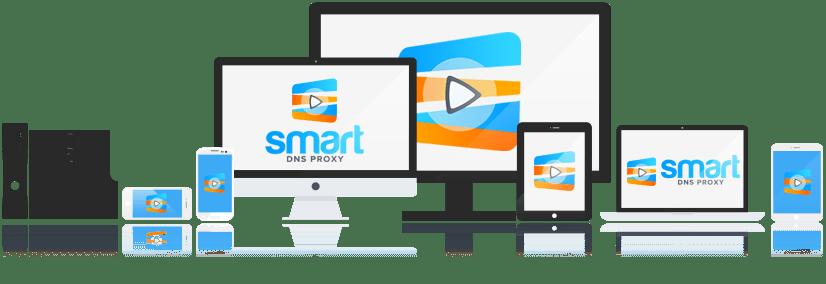 SmartDNSProxy verwenden auf allen Geräten