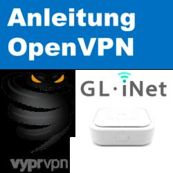 VyprVPN auf Gl-iNet Router einrichten